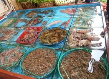 The 8th seafood market